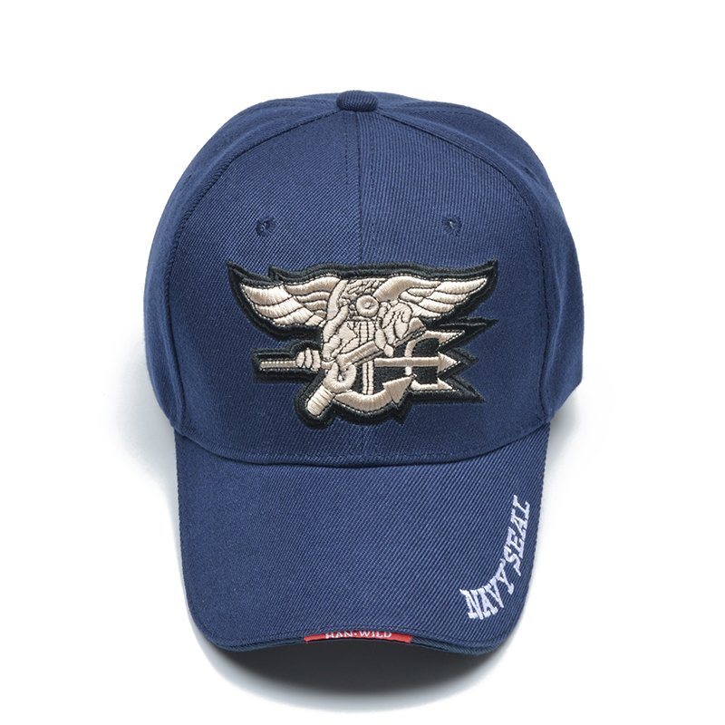 7240b21a85a ... wholesale summer cool male us navy seal cap e32b5 d75be