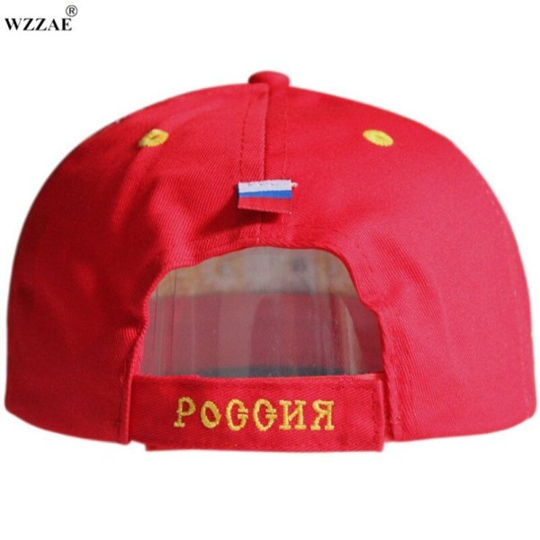 New Fashion For Olympics Russia Sochi Bosco Baseball Cap Snapback Hat Sunbonnet Brand Casual Cap Man Woman Hip Hop 10