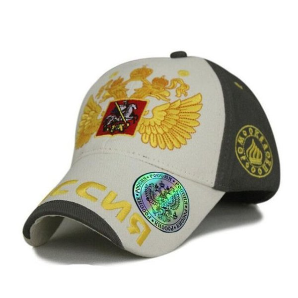 New Fashion For Olympics Russia Sochi Bosco Baseball Cap Snapback Hat Sunbonnet Brand Casual Cap Man Woman Hip Hop 24