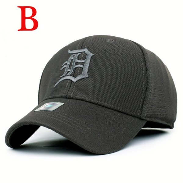 solid unisex black baseball cap men snapback hat  women cap flexfit fitted hat Closed  Male full cap  Gorras Bones trucker hat 24