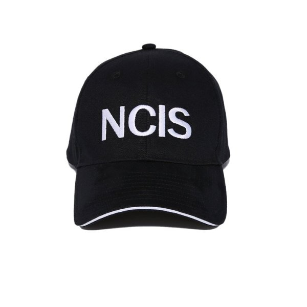 NCIS Cap Embroidery Hat Special Agents Logo Hat Naval Criminal Investigative Service Movie Cap Adjustable Baseball Cap Hat 4