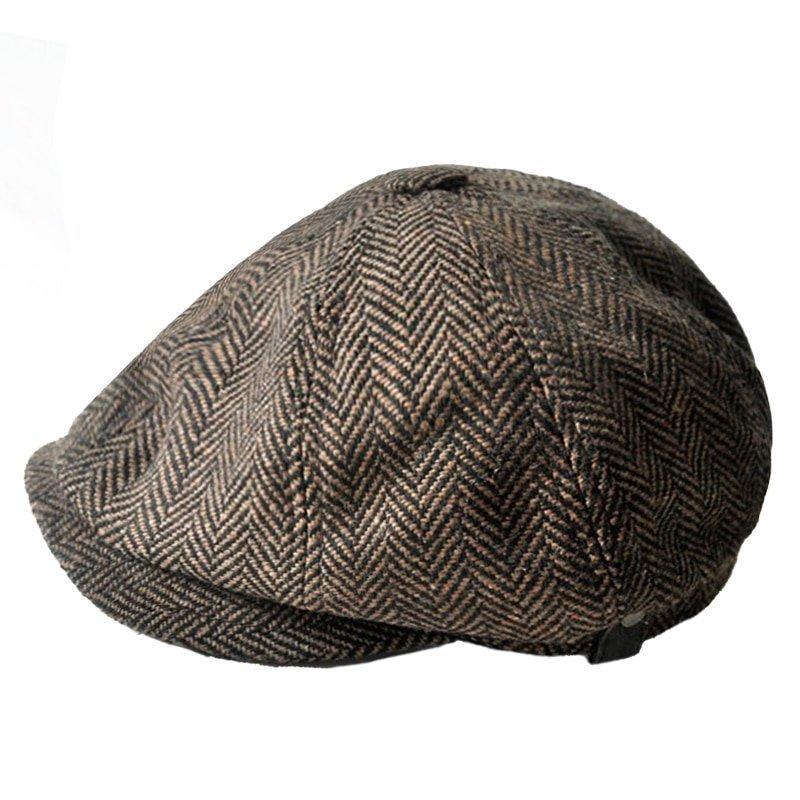 2017 high quality newsboy caps for men and women hats gorras planas ... 4fa84fe2933