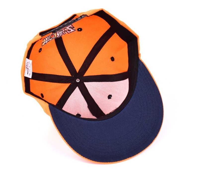 7c16a8714a631 ... new zealand 2018 high quality cotton dragon ball z goku baseball caps  hats for cbe5d fa653