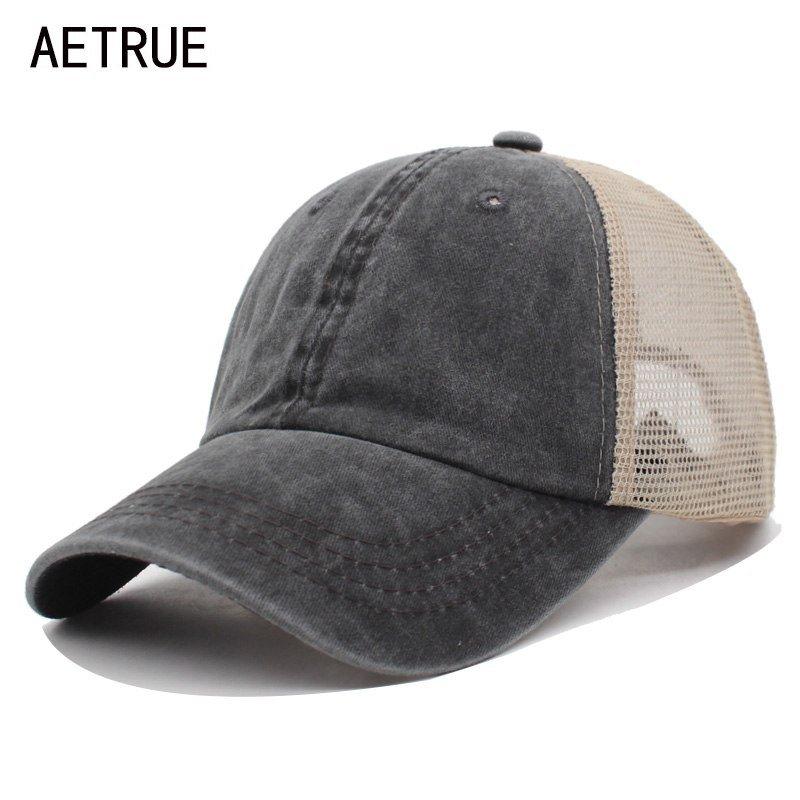1f5dfdd92c8 ... Hat Hip Hop Mesh Adjustable Bone Casquette Hats For Men Women Dad Caps.  Sale! 🔍. capshop.store · capshop.store