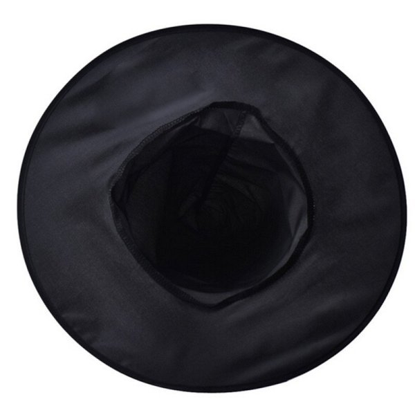 Steeple Magic Hat Promotion Cool Adult Women Halloween Black Witch Hat Oxford Costume Party Props Harry Potters Cap Wholesale 6