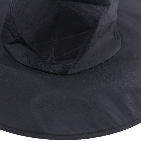 Steeple Magic Hat Promotion Cool Adult Women Halloween Black Witch Hat Oxford Costume Party Props Harry Potters Cap Wholesale 8