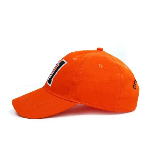 Takerlama New General Lee 01 Embroidered Cotton Twill Cap Hat Dukes of Hazzard Good OL' Boy Unisex Adult Applique Baseball Hat 5
