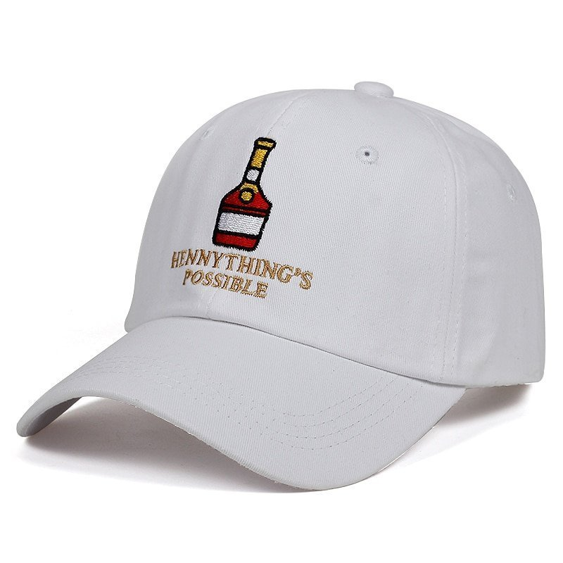 50ba7269865 unstructured the rapper hennythings possible dad hat adjustable ...