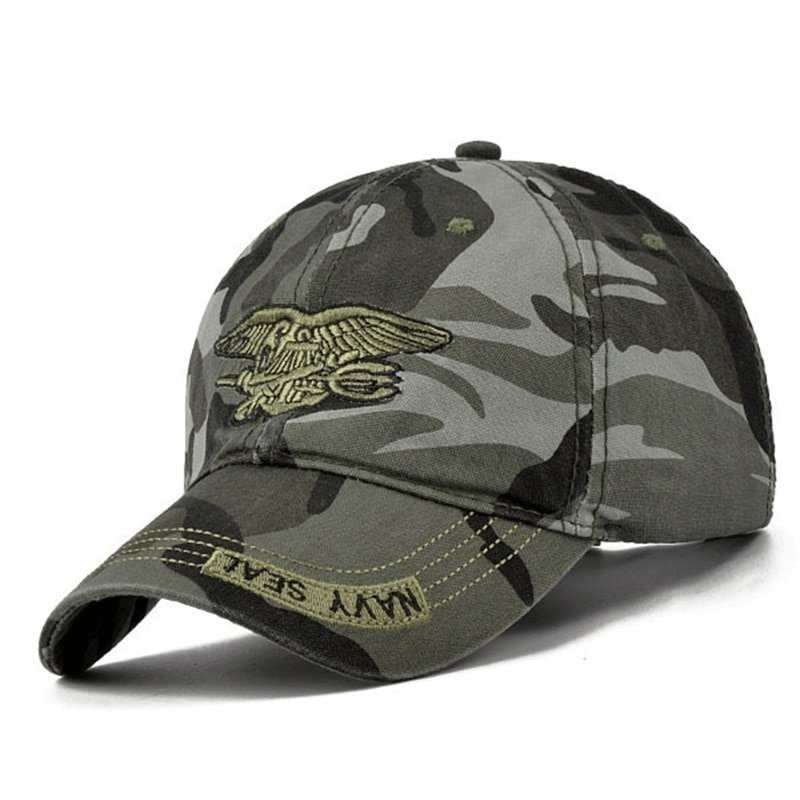 2018 High Quality Army Cap Camo Baseball Cap Men Camouflage Snapback ... 36f91714c70
