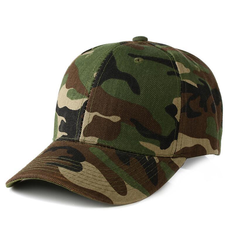 2018 Snow Camo Baseball Cap Men Tactical Cap Camouflage Snapback Hat ... 6886ac98d6a1