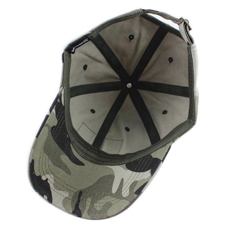 85651694dfc CAMOLAND Men Baseball Cap Camo Tactical Cap Camouflage Snapback Hat ...