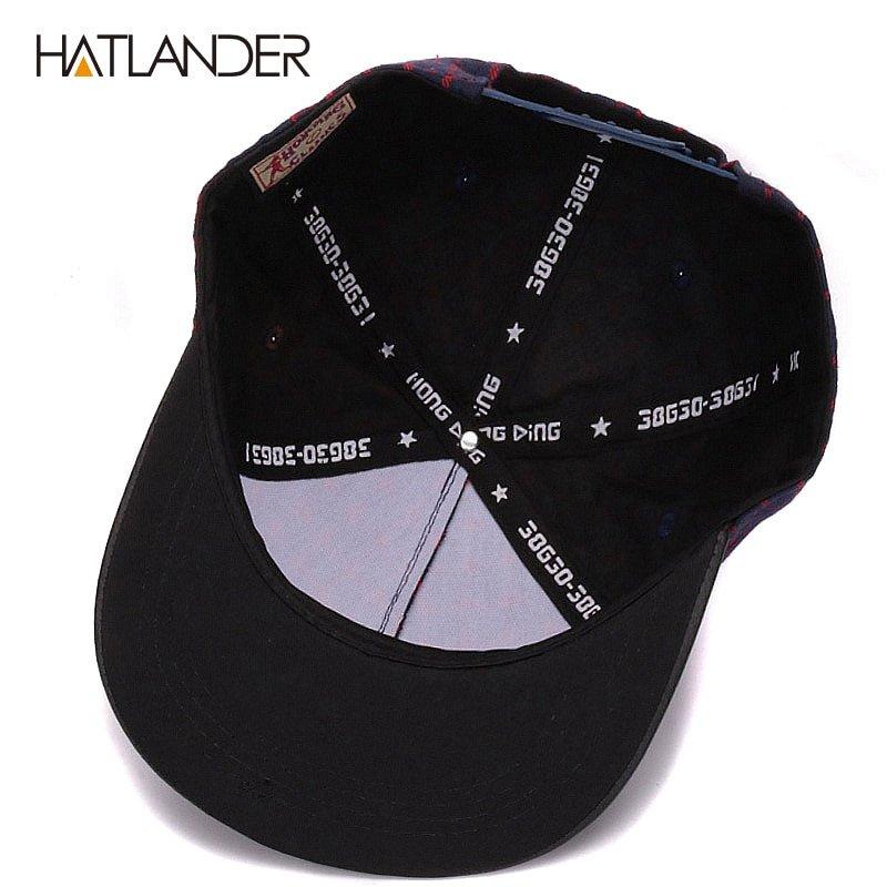 af2a99c55b5 HATLANDER Brand 3D Pigeon hip hop baseball caps for men women ...