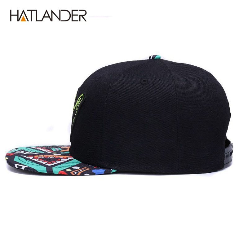 HATLANDER Brand Embroidery Retro baseball caps for men women bone ... 5d599f4dcfa