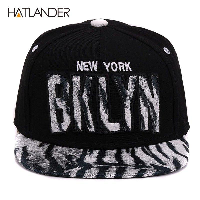 HATLANDER Brand flat brim gorra baseball cap for kids hip hop hat ... 9a4400151fdf