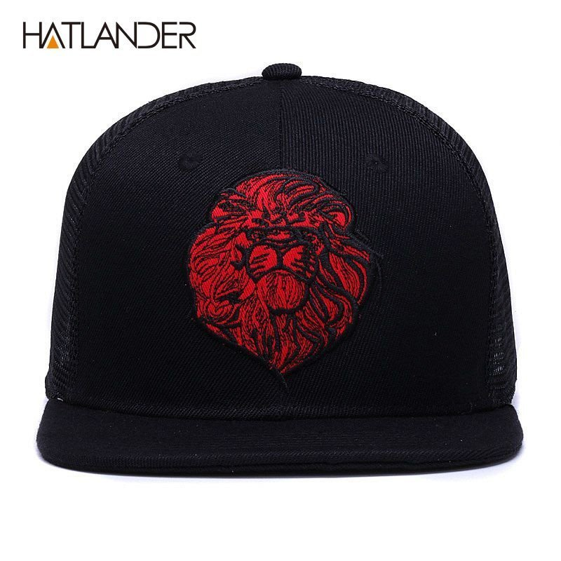 c6165aa90cc HATLANDER Original black baseball caps for boys girls summer sun ...