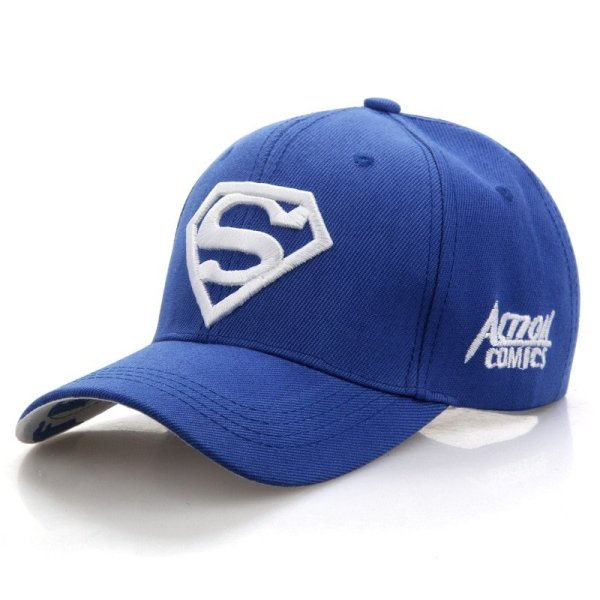 2020  New Letter Superman Cap Casual Outdoor Baseball Caps For Men Hats Women Snapback Caps For Adult Sun Hat Gorras wholesale 5