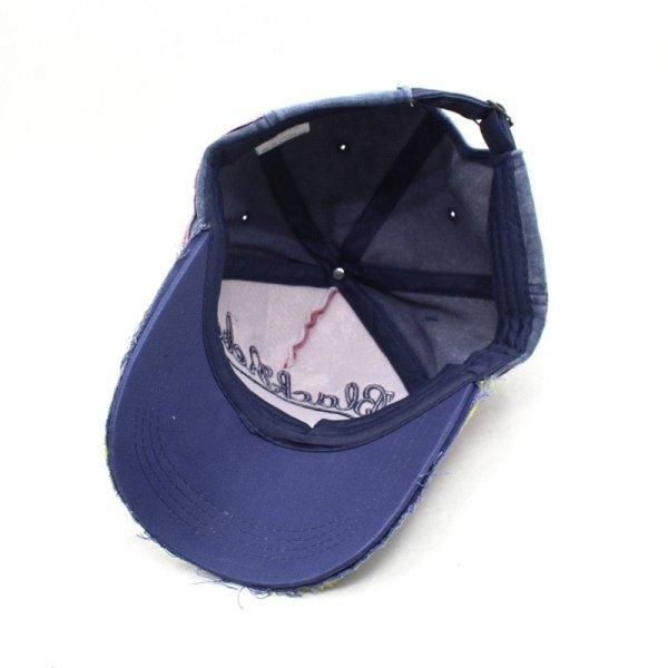 AETRUE Brand Men Baseball Caps Dad Casquette Women Snapback Caps Bone Hats For Men Fashion Vintage Hat Gorras Letter Cotton Cap 6