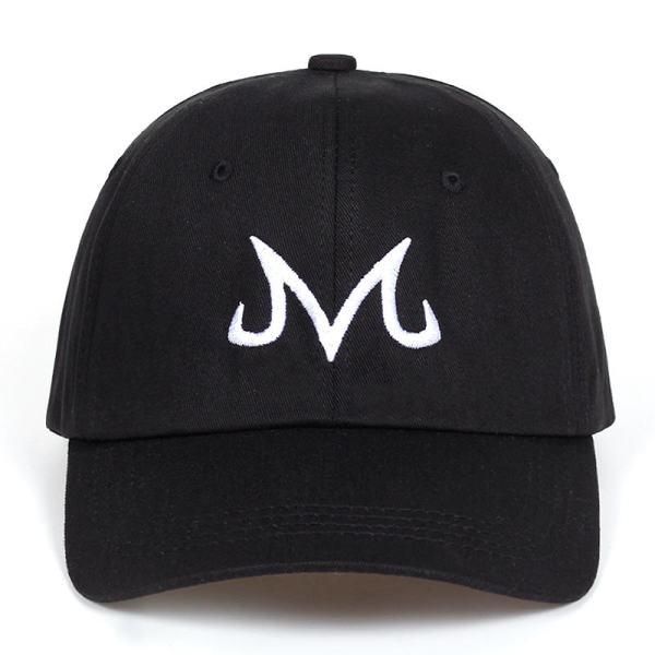 High Quality Brand Majin Buu dad hat Cotton Baseball Cap For Men Women Hip Hop Snapback Cap golf caps Bone Garros 8