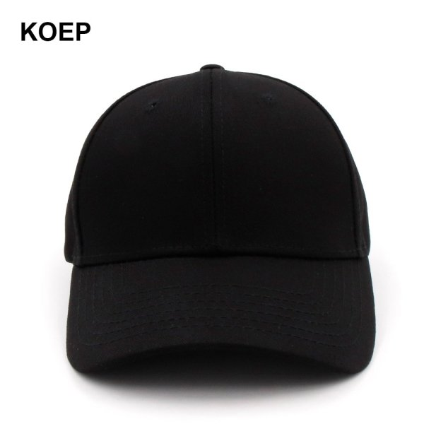 KOEP SOA Black Hats Sons Of Anarchy For Reaper Crew Fitted Baseball Cap Women Men Letters Embroidered Hat Hip Hop Hat For Men 4