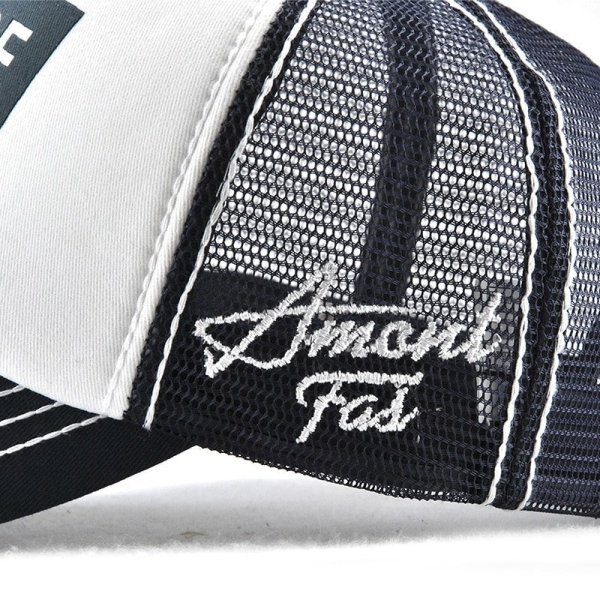 Xthree New Men's Baseball Cap Print Summer Mesh Cap Hats For Men Women Snapback Gorras Hombre hats Casual Hip Hop Caps Dad Hat 6