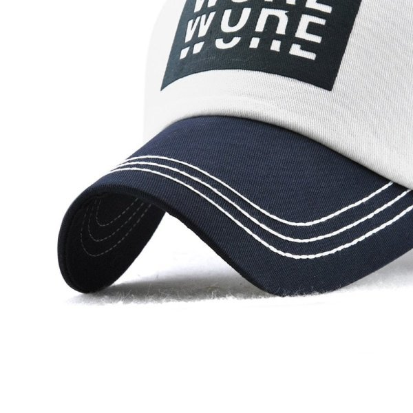 Xthree New Men's Baseball Cap Print Summer Mesh Cap Hats For Men Women Snapback Gorras Hombre hats Casual Hip Hop Caps Dad Hat 12