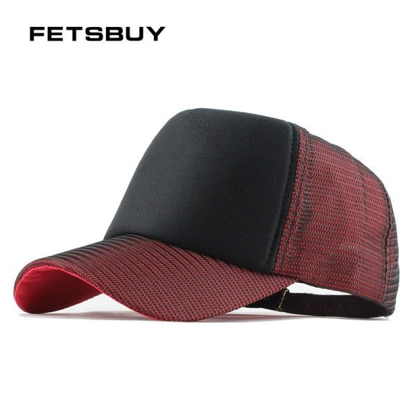 FETSBUY Baseball Caps wholesale Fitted Adjustable Cap Trucker Vintage Casquette Lightning Women Men Gorras Hip-Hop Hat f154 2