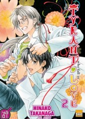 The Tyrant Falls in Love Vol. 2 by Hinako Takanaga
