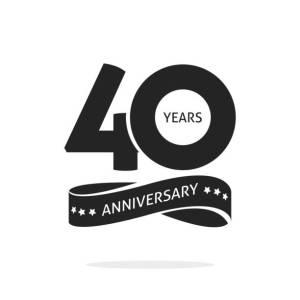 CAP | 40 Year Logo