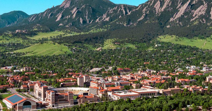 CU Boulder 2016