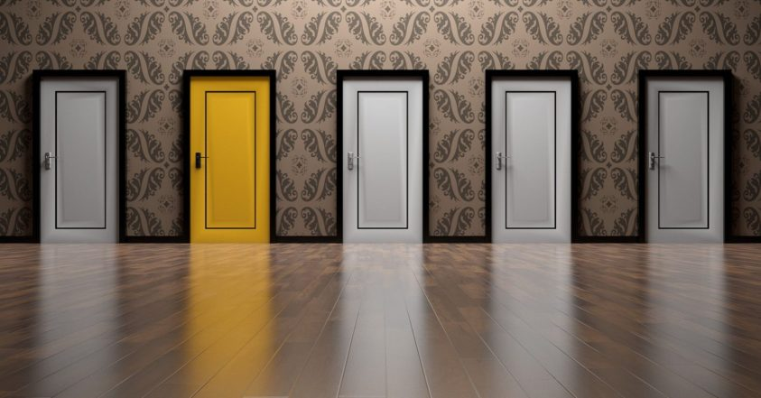 doors college choices