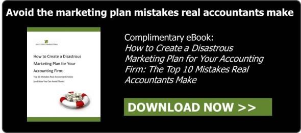 CTA for blog - Disastrous Marketing Plan