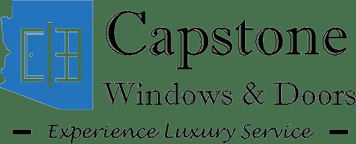 capstone windows and doors logo