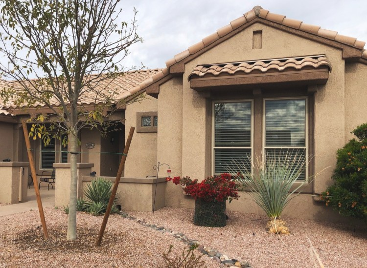 double hung replacement window in scottsdale az