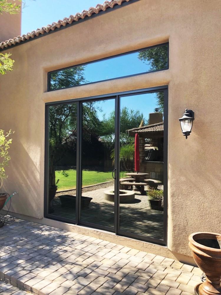 sliding glass doors replacement windows in gilbert az