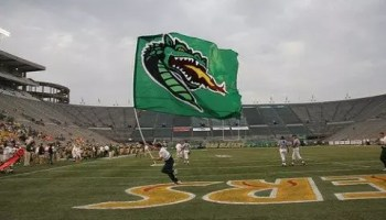 Empty seats at Legion Field are the norm at UAB football games