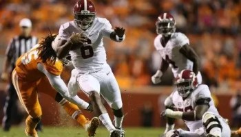 The race is on to find a replacement for Blake Sims. We examine the 2015 Alabama quarterback situation as the Crimson Tide enters Spring Practice.