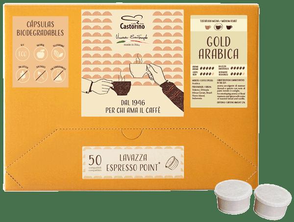 Caja Lavazza Arabica