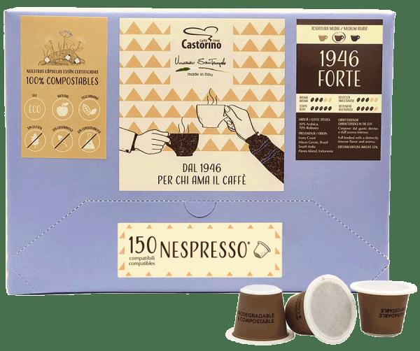 Caja Nespresso Forte