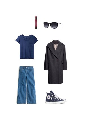 Winter 10x10 Outfit