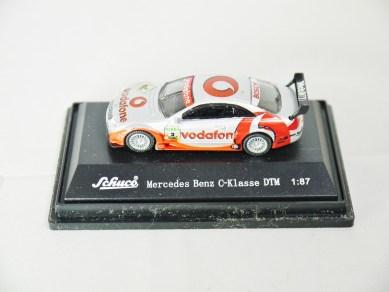Dickie Schuco 1-87 Mercedes Benz C-Klasse DTM Vodafone 01