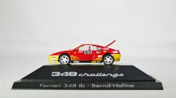 Herpa GmbH - 1-87 Motorsport Collection 348 challenge Ferrari 348 tb - Bernd Hahne - No. 60 - 01
