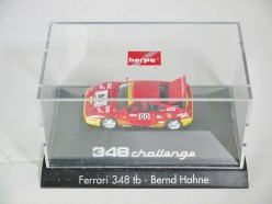 Herpa GmbH - 1-87 Motorsport Collection 348 challenge Ferrari 348 tb - Bernd Hahne - No. 60 - 10