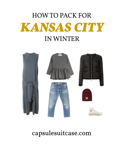 how to pack for kansas city winter 2