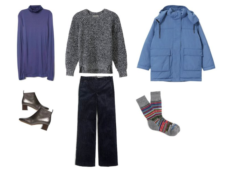 winter layering tips for travel