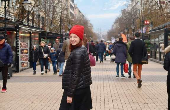 My Nashville to Sofia Winter Packing List