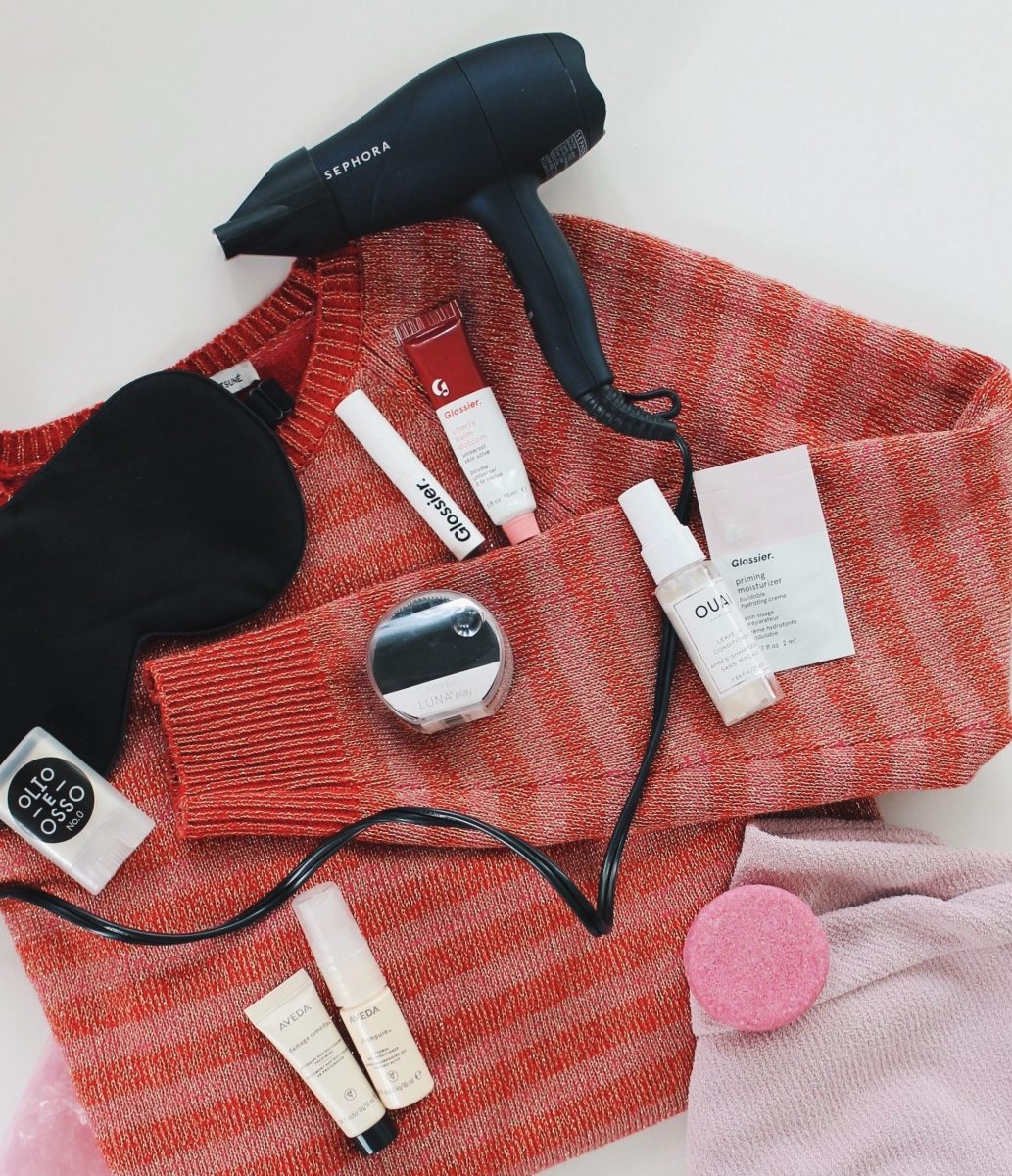 A Packing List for Beauty Enthusiasts
