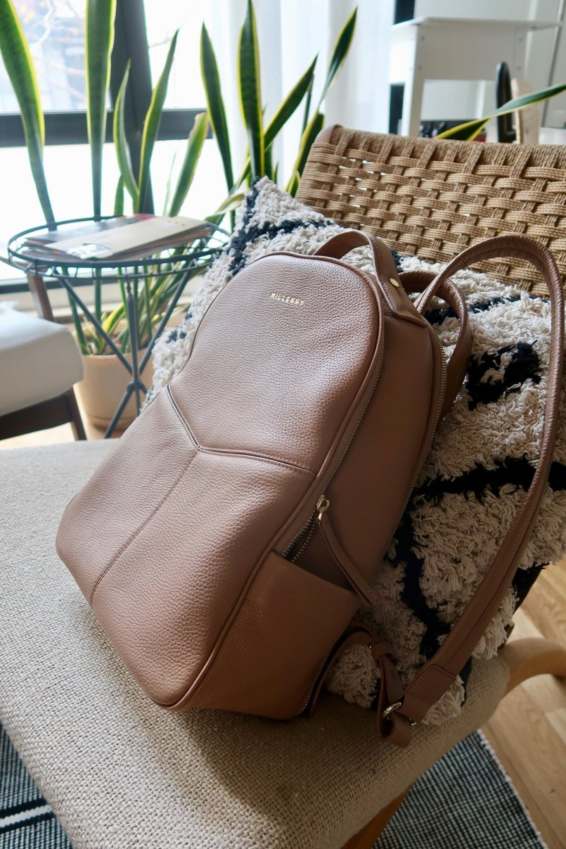 BISCAYNE Millenny backpack review