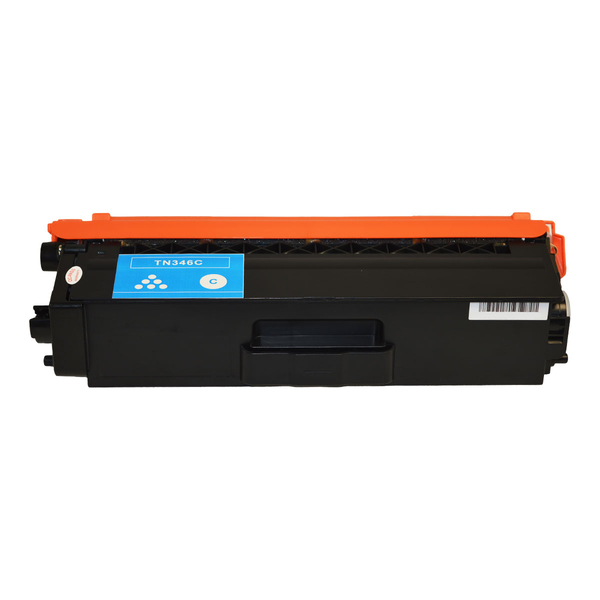 Brother new Compatible toner TN 346 Cyan