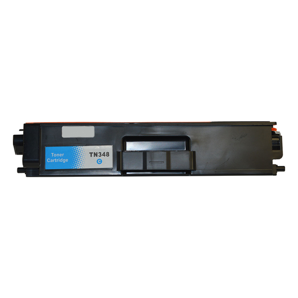 Brother new compatible toner TN 348 Cyan
