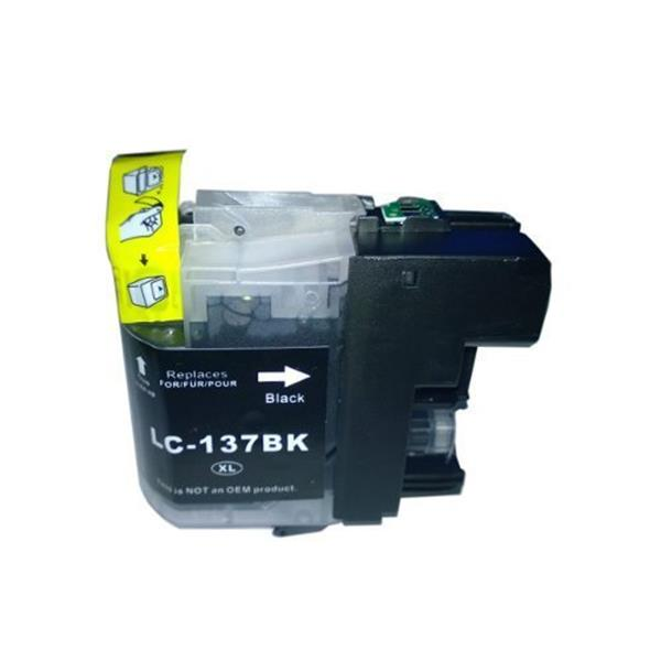 Brother LC 137 XL Black High yield ink cartridge